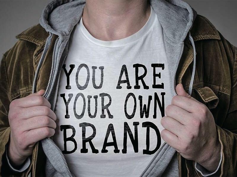 personal branding company profile